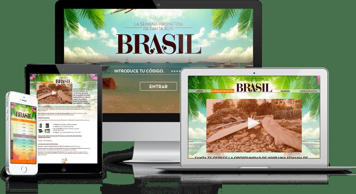 Diseño web responsive, diseño para Fanta, La semana prometida de Fanta, Diseño Android, Diseño iOS, Diseño de apps, diseño UX/UI, diseño UX, diseño UI, Design UX/UI, Design Apps