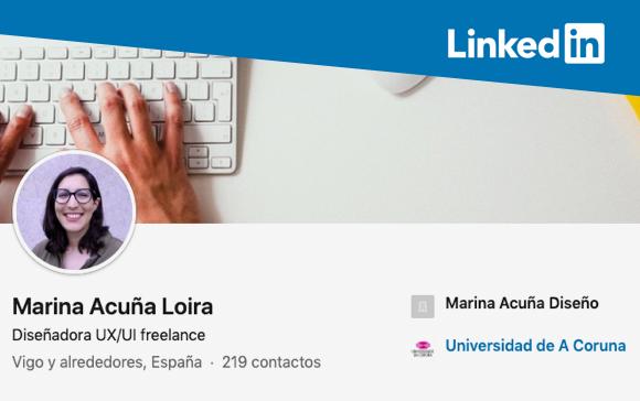 Marina Acuña, curriculum, perfil en linkedin, diseño UX, diseño UI, diseño de aplicaciones para móviles, diseño de apps, diseño iOS, diseño Android, app design, Sketch, Zeplin, inVision, illustrator